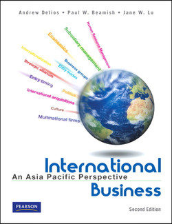 International Business: An Asia Pacific Perspective, Second Edition