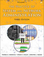 Cover of The Practice of System and Network Administration: Volume 1, Third Edition