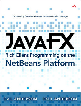 JavaFX Rich Client Programming on the NetBeans Platform