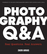 Cover of Photography Q&A: Real Questions. Real Answers.