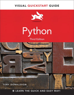 Python: Visual QuickStart Guide, Third Edition