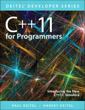 C++11 for Programmers, Second Edition