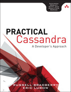 Cover of Practical Cassandra: A Developer's Approach