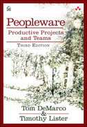Cover of Peopleware: Productive Projects and Teams, Third Edition