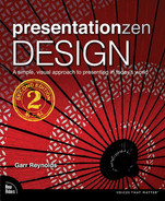 Cover of Presentation Zen Design: Simple Design Principles and Techniques to Enhance Your Presentations, Second Edition