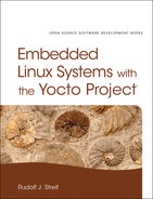 Cover of Embedded Linux Systems with the Yocto Project™