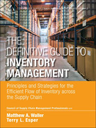 Cover of The Definitive Guide to Inventory Management: Principles and Strategies for the Efficient Flow of Inventory across the Supply Chain
