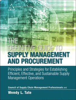 The Definitive Guide to Supply Management and Procurement: Principles and Strategies for Establishing Efficient, Effective, and Sustainable Supply Management Operations