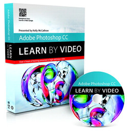 'Adobe Photoshop CC: Learn by Video'