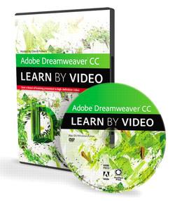 Adobe Dreamweaver CC: Learn by Video