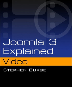 Joomla! 3 Explained Video