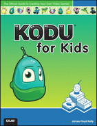 Book cover for Kodu for Kids (Companion Video)