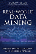 Cover of Real-World Data Mining: Applied Business Analytics and Decision Making