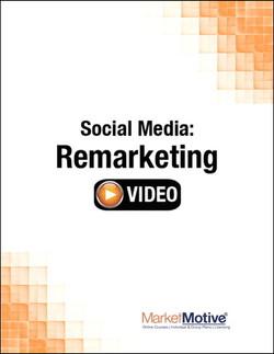 Social Media: Remarketing (Streaming Video)