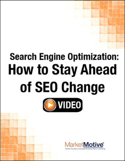 Search Engine Optimization: How to Stay Ahead of SEO Change (Streaming Video)