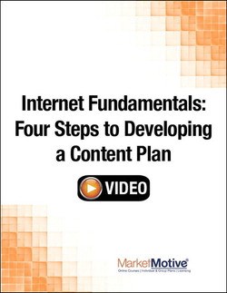 Internet Fundamentals: Four Steps to Developing a Content Plan (Streaming Video)