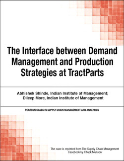 The Interface between Demand Management and Production Strategies at TractParts