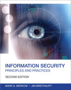 Cover of Information Security: Principles and Practices, Second Edition