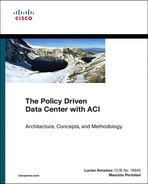 Cover of The Policy Driven Data Center with ACI: Architecture, Concepts, and Methodology