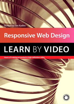 'Responsive Web Design: Learn by Video'