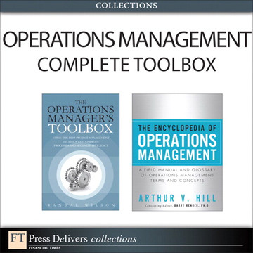 The Operations Management Complete Toolbox (Collection)