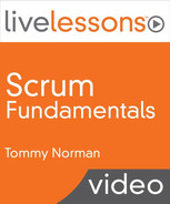 Book cover for Scrum Fundamentals LiveLessons (Video Training)