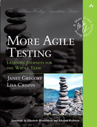 Cover of More Agile Testing: Learning Journeys for the Whole Team