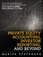 Book cover for Private Equity Accounting, Investor Reporting, and Beyond