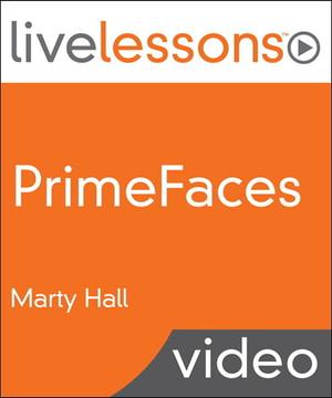PrimeFaces LiveLessons (Video Training)
