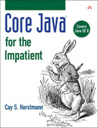 Cover of Core Java® for the Impatient