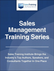 Sales Management Training Series