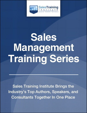 Sales Management Training Series