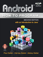 Cover of Android™ How to Program, Second Edition