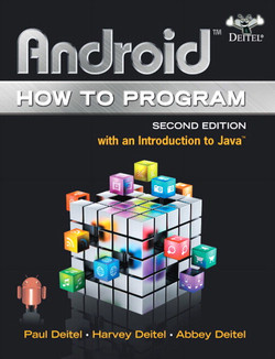 Android™ How to Program, Second Edition