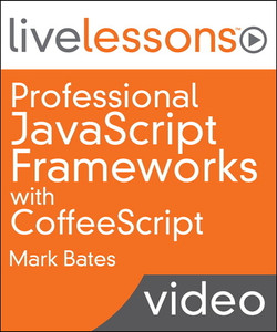 Professional JavaScript Frameworks with CoffeeScript