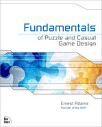 Cover of Fundamentals of Puzzle and Casual Game Design