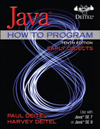 Cover of Java™ How To Program (Early Objects), Tenth Edition