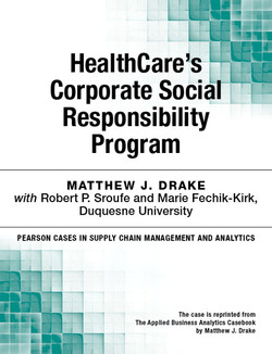 HealthCare's Corporate Social Responsibility Program