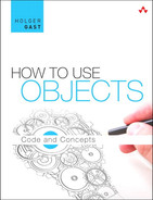 Cover of How to Use Objects: Code and Concepts