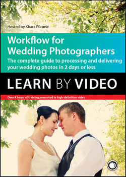 Pro Photographer's Wedding Workflow: Learn by Video