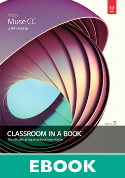 Adobe Muse CC Classroom in a Book® (2014 release)