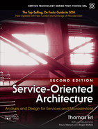 Cover of Service-Oriented Architecture: Analysis and Design for Services and Microservices, Second Edition