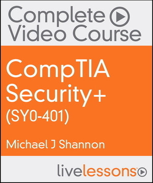 CompTIA Security+ (SY0-401) Complete Video Course