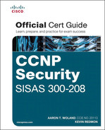 Cover of CCNP Security SISAS 300-208 Official Cert Guide