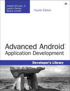 Cover of Advanced Android™ Application Development, Fourth Edition