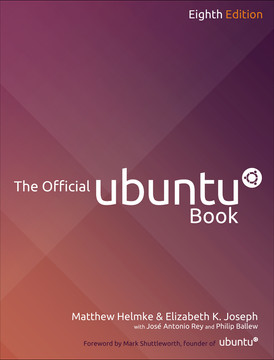 The Official Ubuntu Book, Eighth Edition