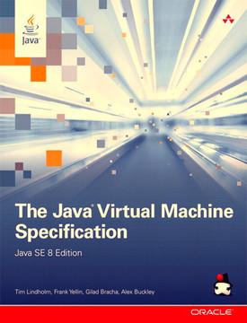 The Java® Virtual Machine Specification, Java SE 8 Edition