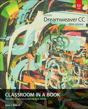 Adobe Dreamweaver CC Classroom in a Book® (2014 release)