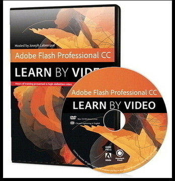 Adobe Flash Professional CC Learn by Video 2014 release