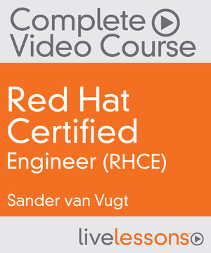 Red Hat Certified Engineer (RHCE) Complete Video Course (Video Training)